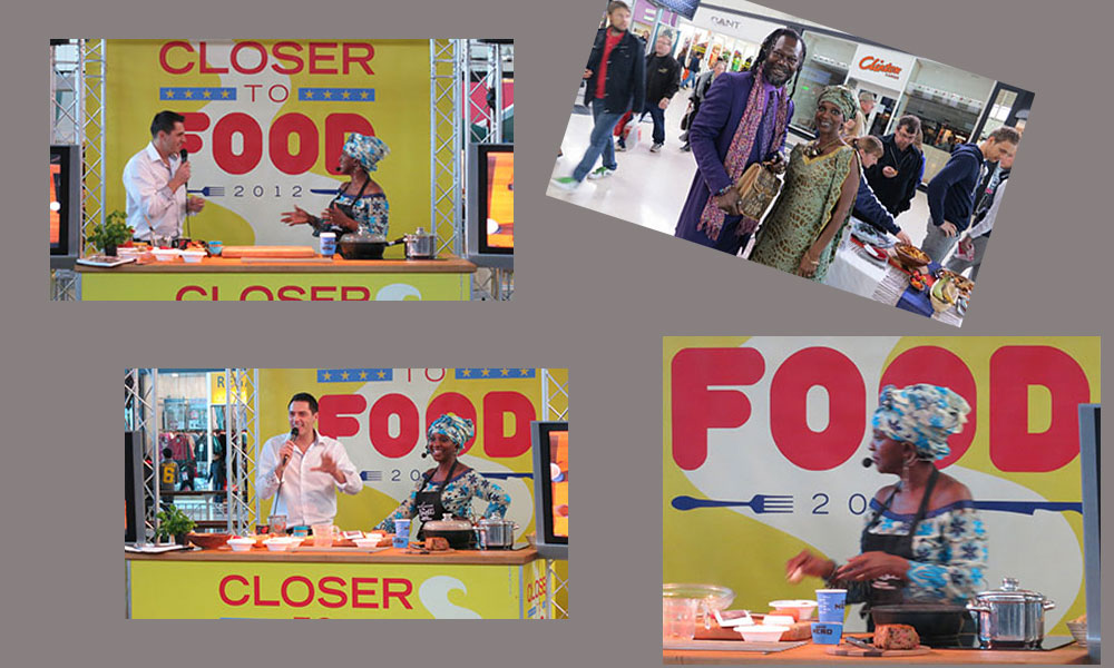 Closer to Food Festival - Galleria, Hertfordshire