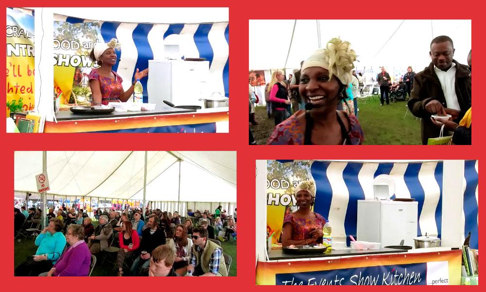 Knebworth East of England Food Festival