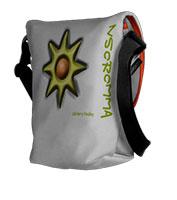 Adinkra nsoromma bag
