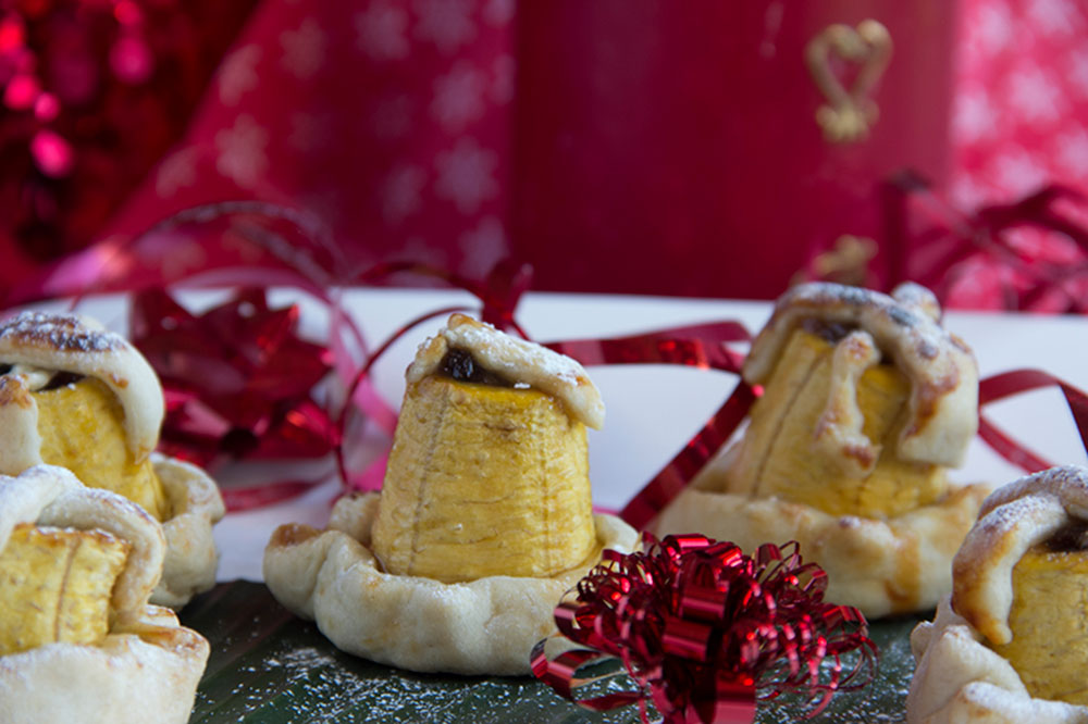 Pattis plantain tarts