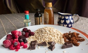 Ideas to liven up your winter warming porridge