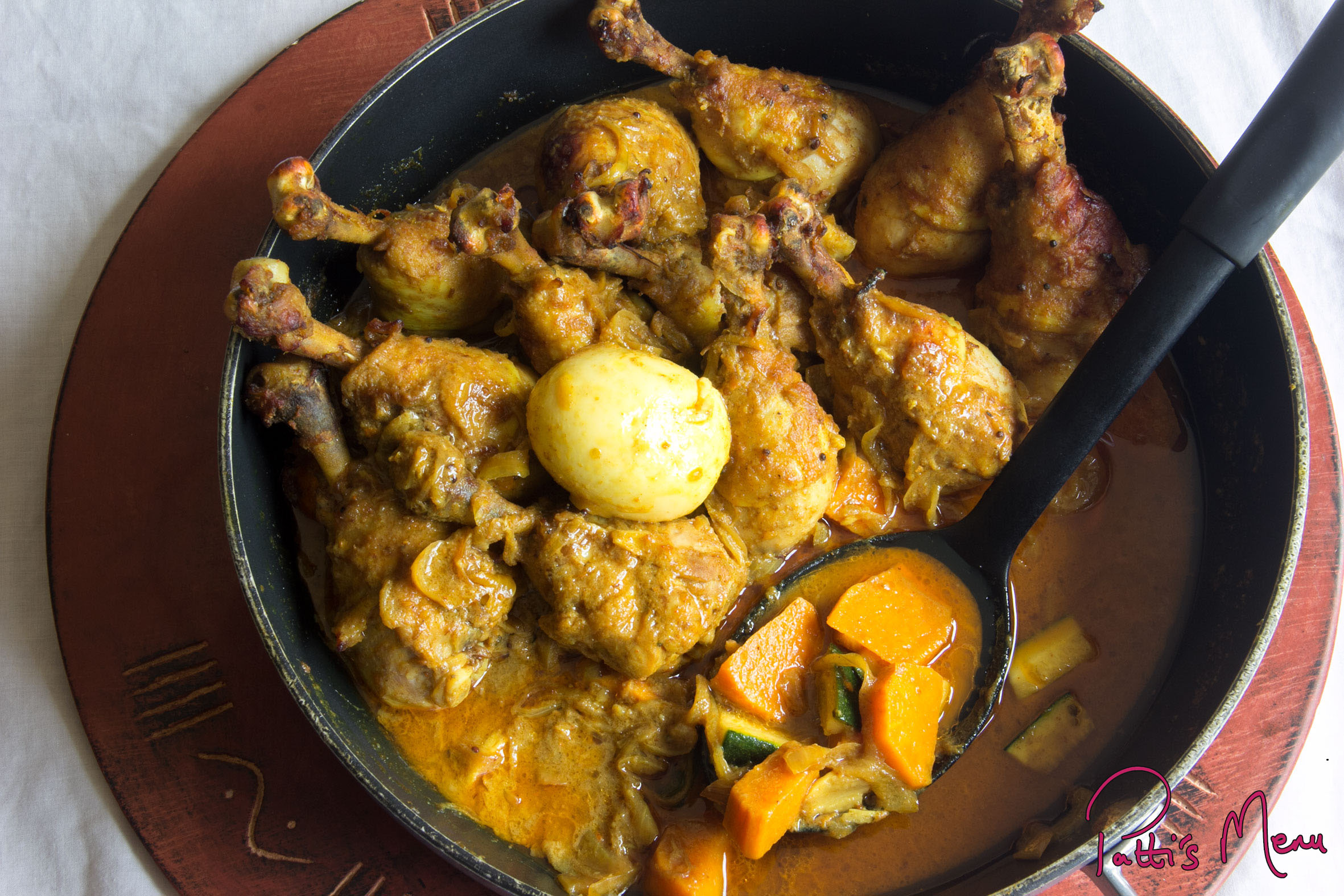 Zanzibar Chicken Curry