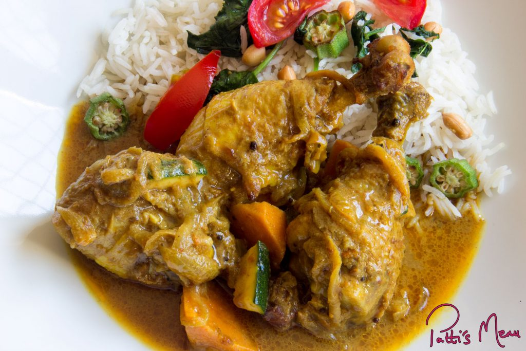 Zanzibar Chicken