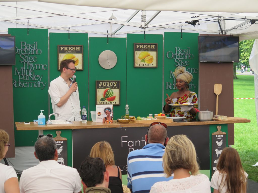 Fantastic British Food Festivals - Blenheim Palace